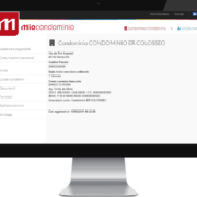 screenshot MioCondominio Studio HABITO