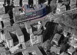 """vista aerea del condominio """"Astra"""""""