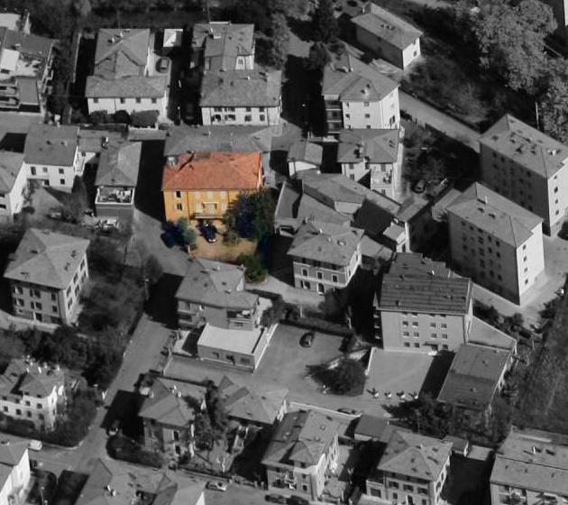 """vista aerea Condominio """"Pagliani 48"""""""