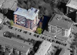 "vista aerea Condominio ""Immobiliare Est 5"""