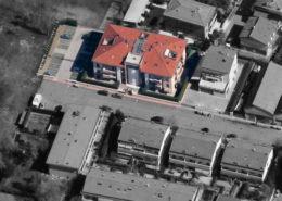 Vista aerea condominio Parini 178
