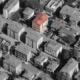 "vista aerea del condominio ""Savona"""