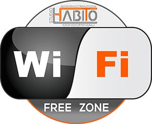WiFi area Studio Habito